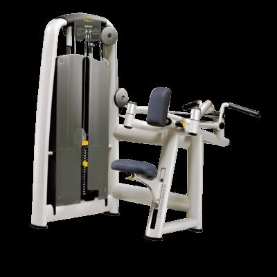 Nugaros raumenų treniruoklis