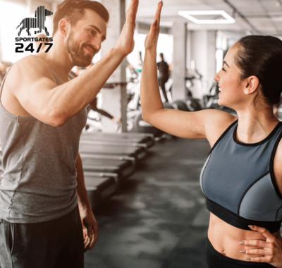 Sportuojanti pora – stipriname ne tik raumenis, bet ir santykius